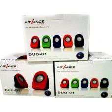 Speaker Advance Duo 01